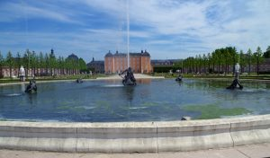 Ziele in der Umgebung: Schwetzinger Schloss