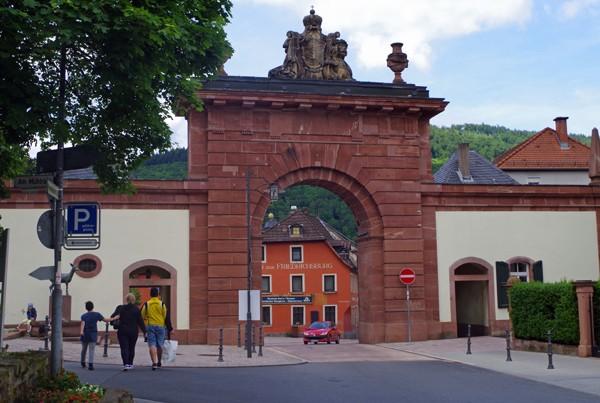 Neckargemünd Altstadt Stadttor