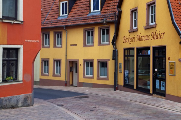 Neckargemünd Altstadt Bäckerei