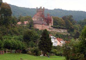 Neckarsteinach Vier Burgen