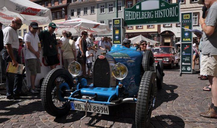 Events in der Umgebung: Heidelberg Historic Oldtimer Ausfahrt