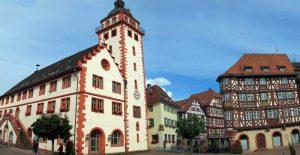 Ziele in der Umgebung: Moosbach / Neckar