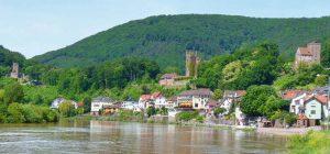 Neckartseinach Vier Burgen
